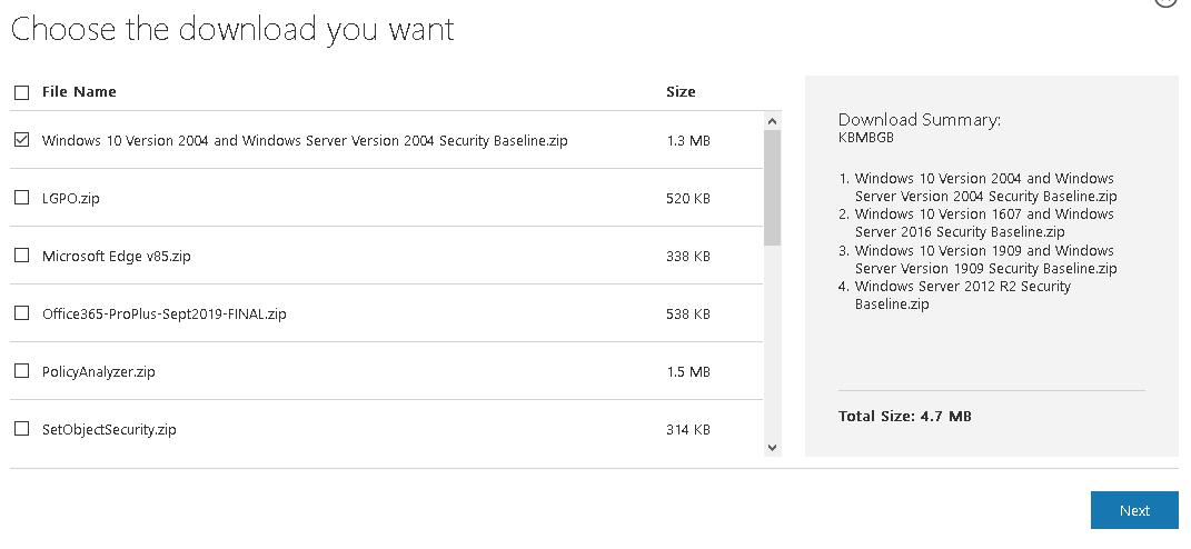 скачать Microsoft Security Compliance Toolkit