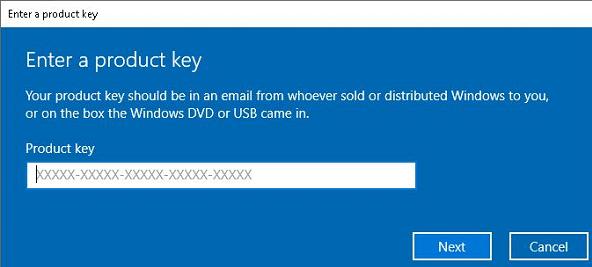 Как изменить издание Windows 10, сохранив настройки и программы
