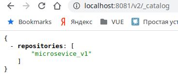 після аутентфікаіі отриманий доступ до сервісу за nginx