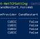 Новые настройки Get-NetTCPSetting в Windows Server 2019