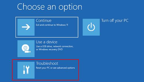 Troubleshoot режима загруки Windows 10